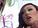 Asian Babe Venus Lux Fucks A Busty Girl